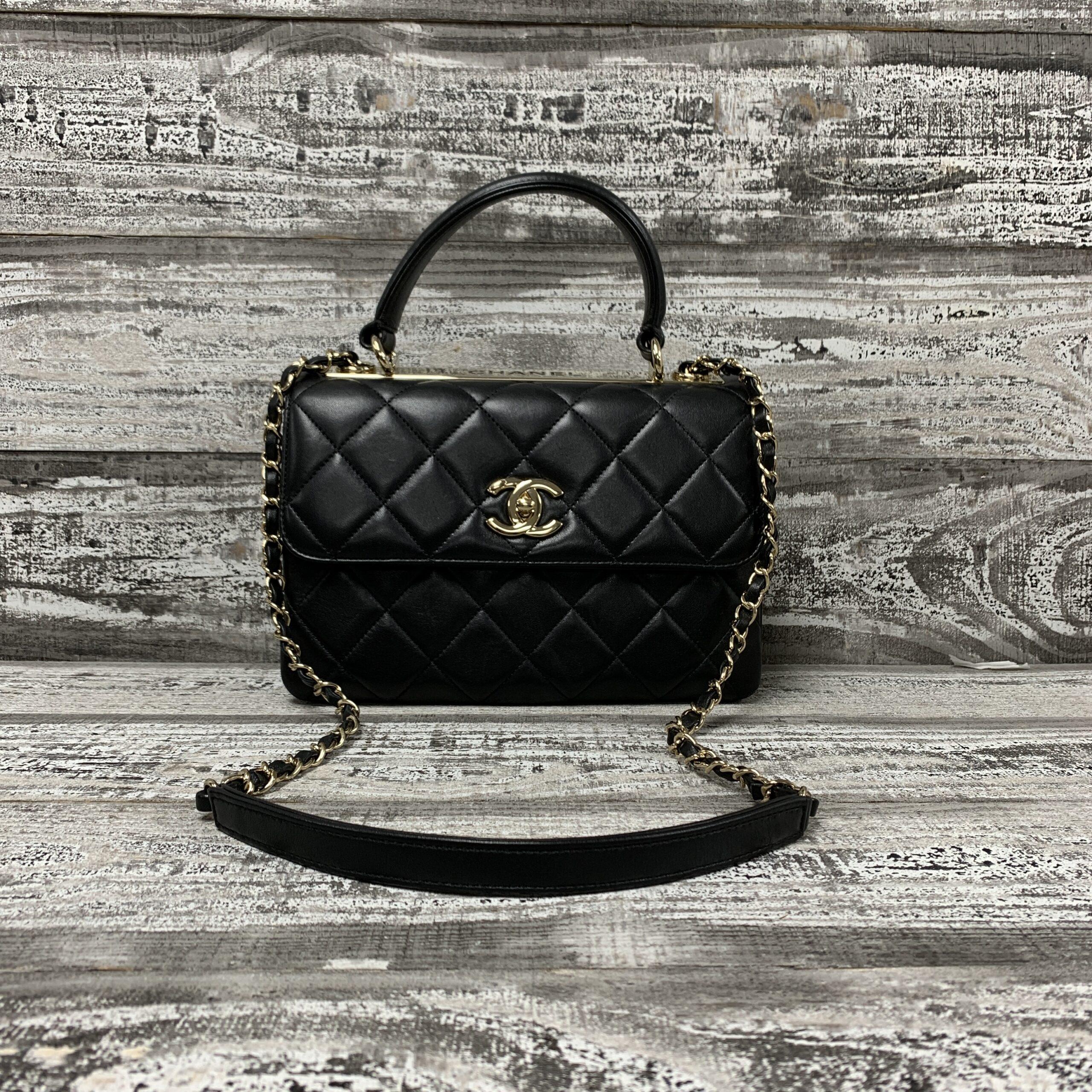 Small Chanel handbag